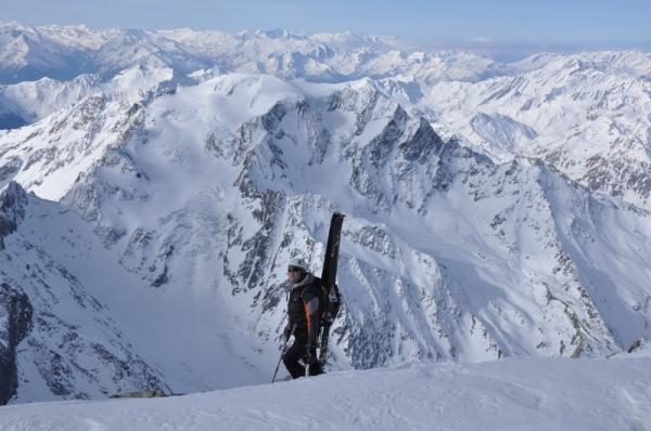 Grand Combin, climb, alpine climbing, Alpine Energy Guiding, mountaineering & ski adventures, Andrew Lanham Mountain Guide, Chamonix, Aosta Valley, Swiss, lyngen alps