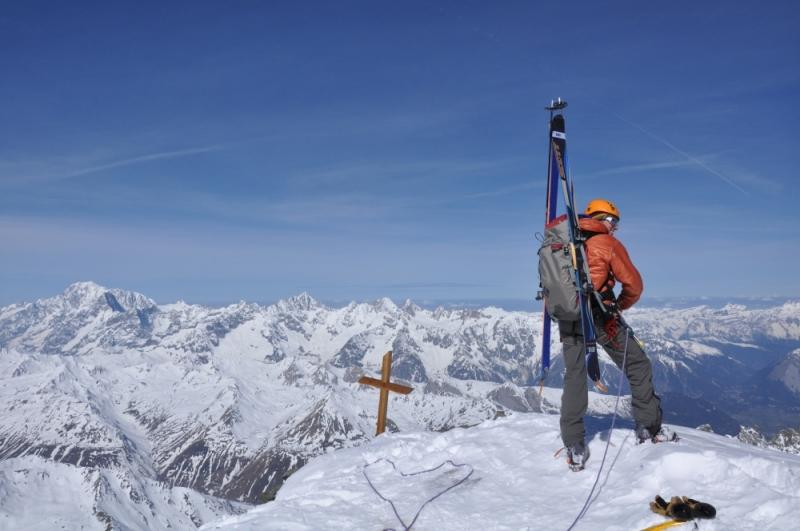 Grand Combin, Ski touring, freeride, off-piste, backcountry, Alpine Energy Guiding, mountaineering & ski adventures, Andrew Lanham Mountain Guide, Chamonix, Aosta Valley, Swiss, lyngen alps