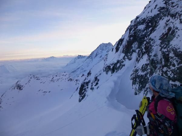 Haute Route, Ski touring, freeride, off-piste, backcountry, Alpine Energy Guiding, mountaineering & ski adventures, Andrew Lanham Mountain Guide, Chamonix, Aosta Valley, Swiss, lyngen alps
