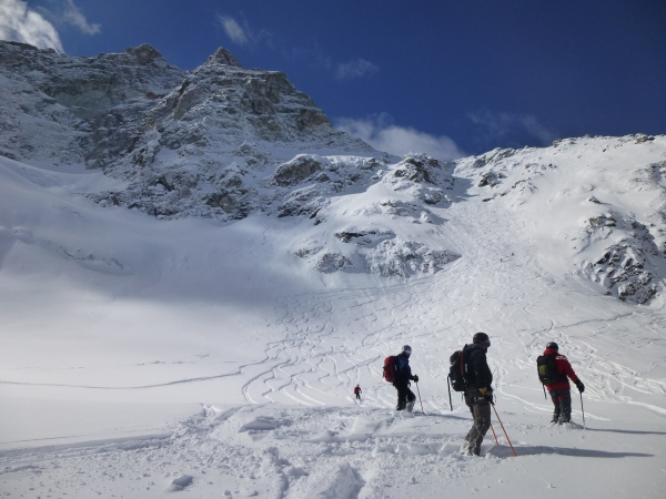 La Grave, Ski touring, freeride, off-piste, backcountry, Alpine Energy Guiding, mountaineering & ski adventures, Andrew Lanham Mountain Guide