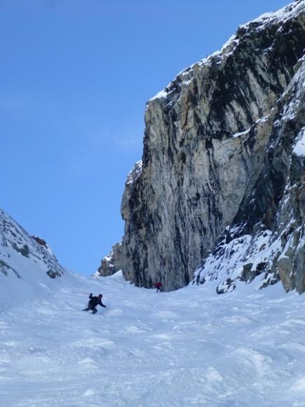 La Grave, Ski touring, freeride, off-piste, backcountry, Alpine Energy Guiding, mountaineering & ski adventures, Andrew Lanham Mountain Guide, Chamonix