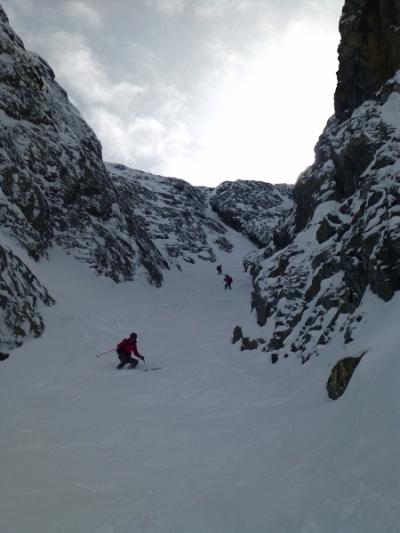La Grave, Ski touring, freeride, off-piste, backcountry, Alpine Energy Guiding, mountaineering & ski adventures, Andrew Lanham Mountain Guide, Chamonix, Aosta Valley, Swiss, lyngen alps