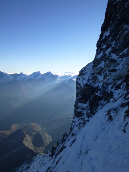 Matterhorn north face, Zermatt, Switzerland, Mountaineering course, Chamonix ski guide, haute route, chamonix climbing, Chamonix freeride, Chamonix mountain guides, Swiss mountaineering