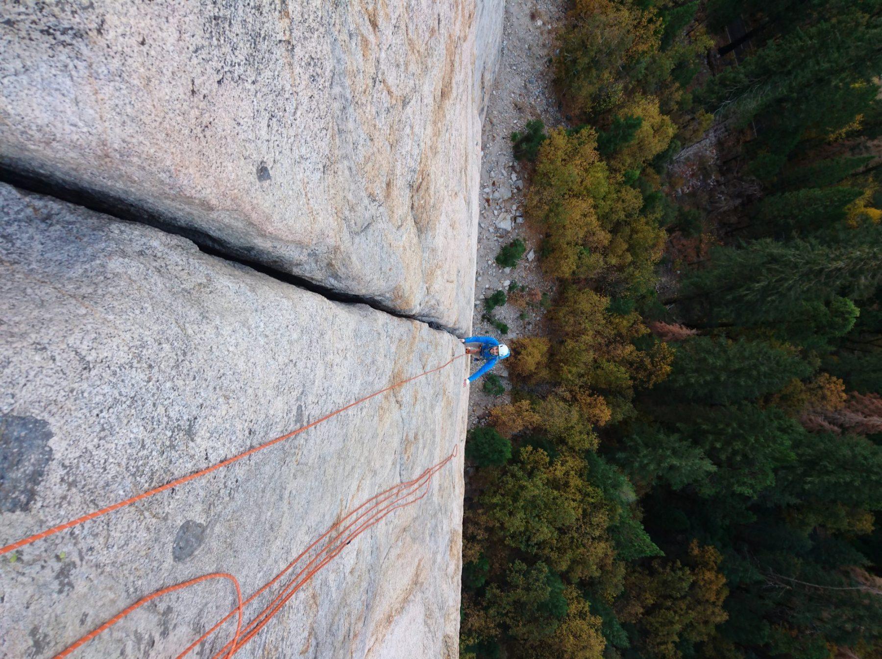 rock climbing yosemite