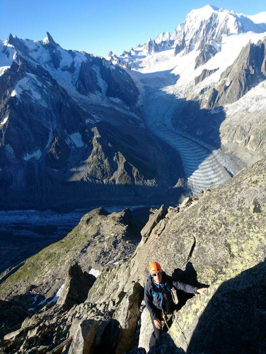 mountain guide chamonix
