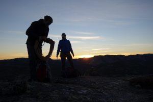 rock climbing norway