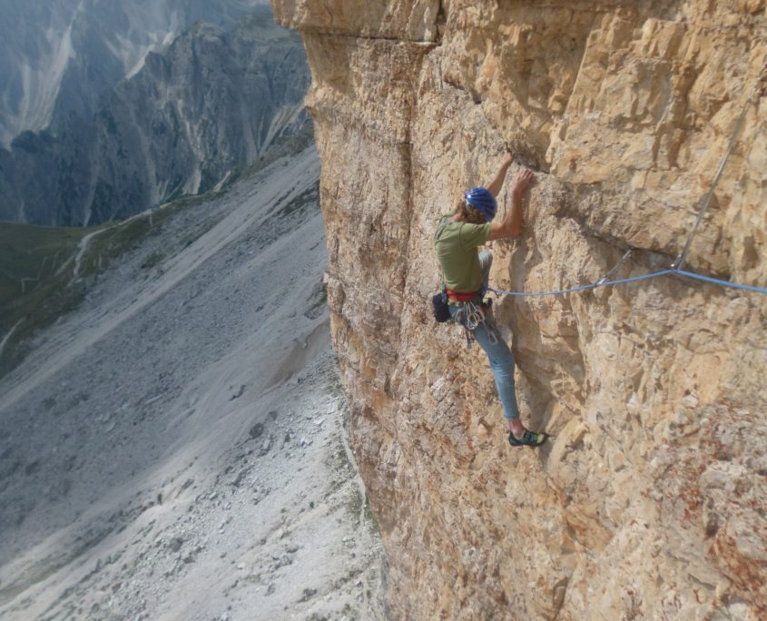 Dolomites, rock climbing, Mountaineering course, Chamonix ski guide, haute route, chamonix climbing, Chamonix freeride, Chamonix mountain guides, Swiss mountaineering