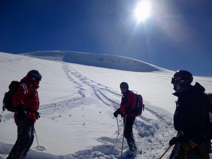 La Grave, Ski, off piste, ski touring, mountain guide, freeride, backcountry