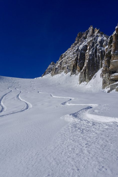 Vallée Blanche, Ski touring, freeride, off-piste, backcountry, Alpine Energy Guiding, mountaineering & ski adventures, Andrew Lanham Mountain Guide, Chamonix, Aosta Valley, Swiss, lyngen alps