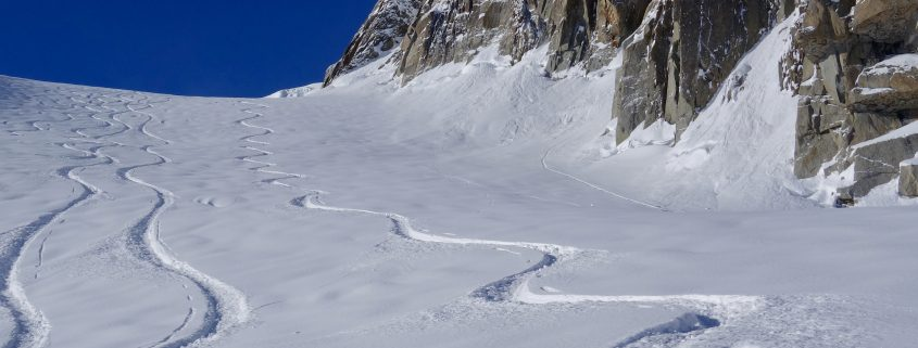 Vallée Blanche, Ski touring, freeride, off-piste, backcountry, Alpine Energy Guiding, mountaineering & ski adventures, Andrew Lanham Mountain Guide, Chamonix, Aosta Valley, Swiss, lyngen alps