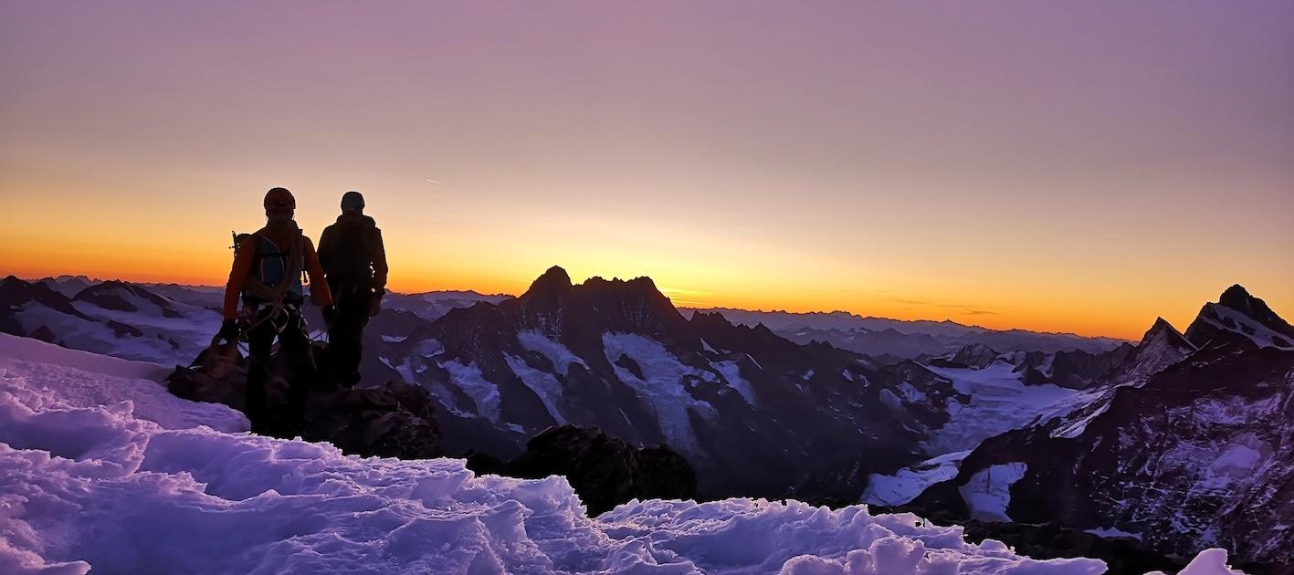 Eiger, Summit, Mountaineering course, Chamonix ski guide, haute route, chamonix climbing, Chamonix freeride, Chamonix mountain guides, Swiss mountaineering