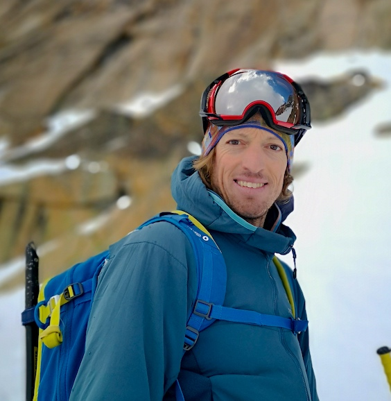 Andrew Lanham, Mountain Guide, Mountaineering course, Chamonix ski guide, haute route, chamonix climbing, Chamonix freeride, Chamonix mountain guides, Swiss mountaineering