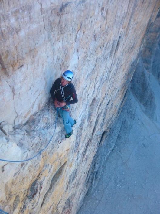 Italian Alps, Tre Cimes di Lavaredo, Rock Climbing, Italian Alps, Mountaineering Course, Mountain Guide, Andrew Lanham
