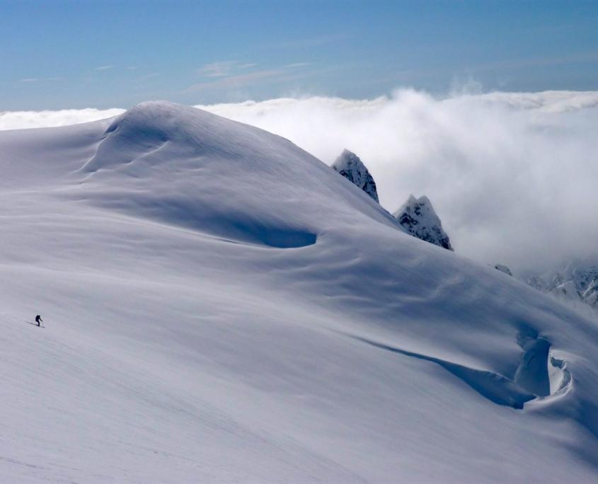 Lyngen Alps, Norway, Ski touring, freeride, off-piste, backcountry, Alpine Energy Guiding, mountaineering & ski adventures, Andrew Lanham Mountain Guide, Chamonix, Aosta Valley, Swiss, lyngen alps