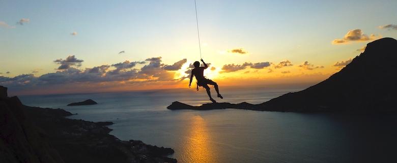 Kalymnos, Rock Climbing Course, Mountaineering course, Mountain Guide, Chamonix ski guide, Rock guide