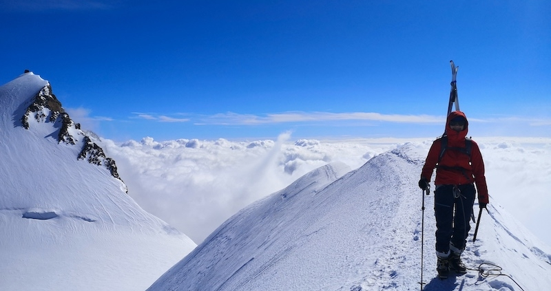 Mountaineering course, Alpine Energy Guiding, mountaineering & ski adventures, Andrew Lanham Mountain Guide, Chamonix, Aosta Valley, Swiss