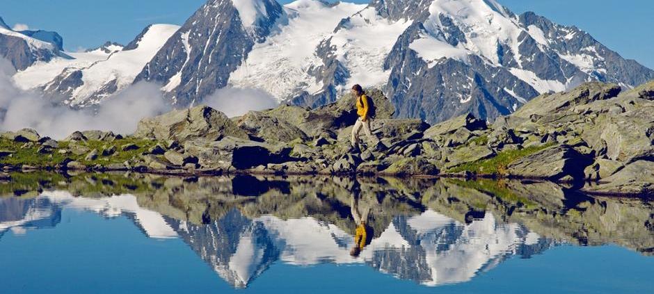 Valais mountaineering Val de Bagnes alpine energy